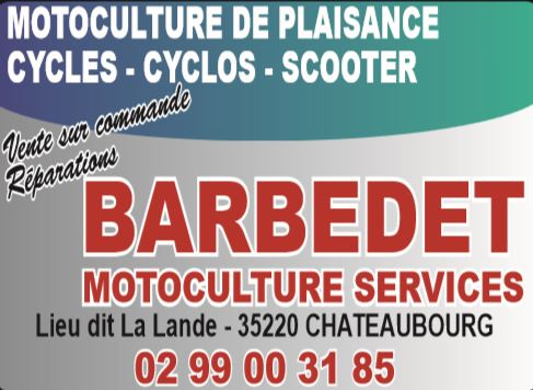 BARBEDET CYCLES : 1831 vues